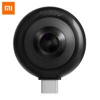 Xiaomi MADV панорамная камера Mini Двойной 13MP линзы 210 градусов широкоугольный для Android
