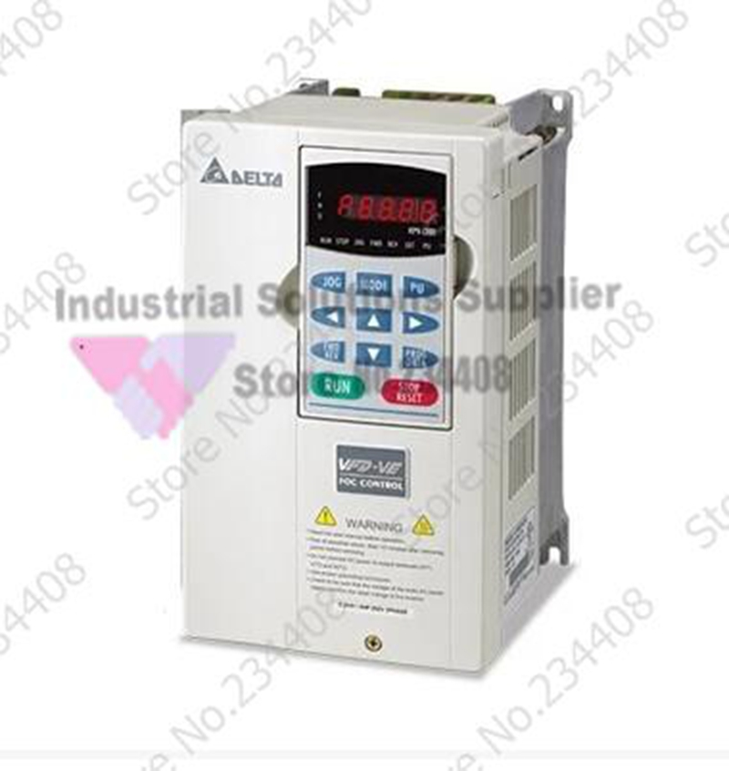 New Original Delta Inverter VFD007V43A 380v 0.75kw
