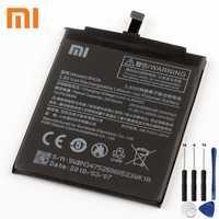 Xiao mi Xiao mi BN34 batterie de téléphone pour Xiao mi rouge mi 5A Redrice 5A 3000 mAh BN34 batterie de remplacement d'origine + outil