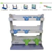 1 piece Dental Lab Impression Tray Shelf Holder Detachable Stand Without Impression Trays