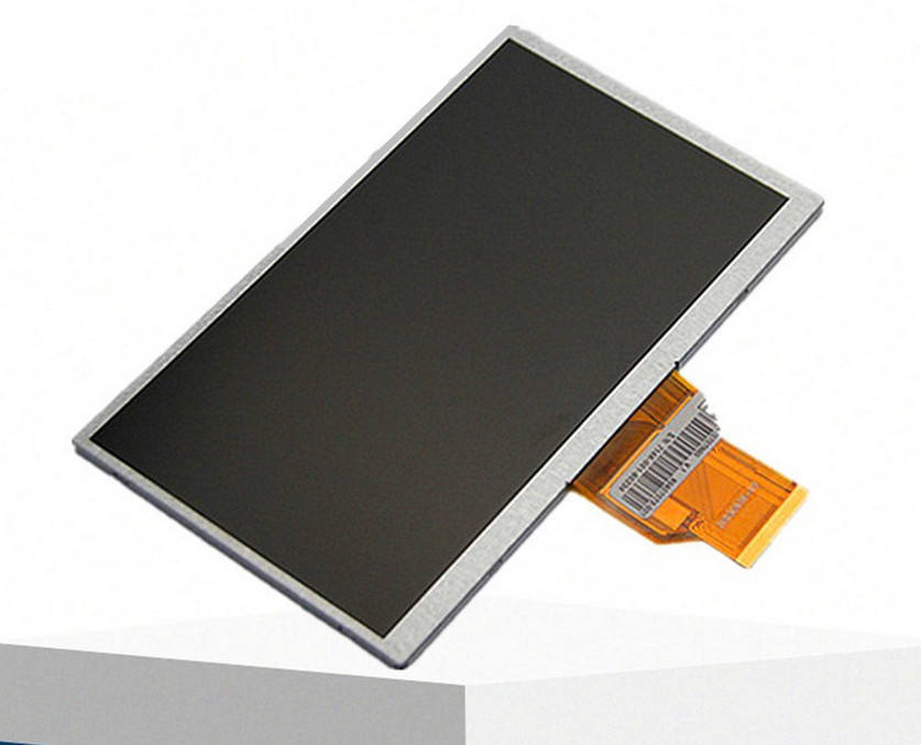 version 3 mm for teclast P76TI for song mei G3 7 inch LCD panel AT070TN90