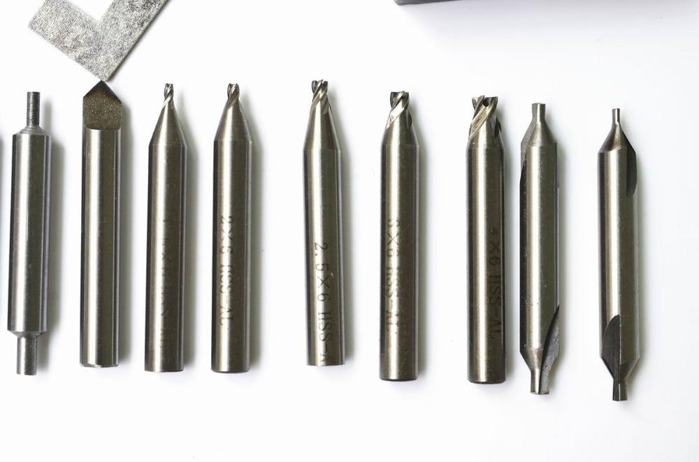 Lõppveski freespink võtmetähtsusega lõikamismasinate osade - Käsitööriistad - Foto 2