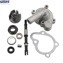GOOFIT GY6 250cc CF250 CH250cc Engine Part Water Pump Assembly Moped Scooter Go Kart Atv Quad Group-25 стоимость