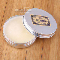 Mens Shaving Goat S Milk Soap In Case 100g 83mm Round Large Barber Shaving Tool