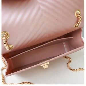 Image 3 - แบรนด์ที่มีชื่อเสียงPVC Messengerกระเป๋าผู้หญิงไหล่กระเป๋าออกแบบกระเป๋าถือผู้หญิงกระเป๋าVintageหญิงChain Jelly Pack
