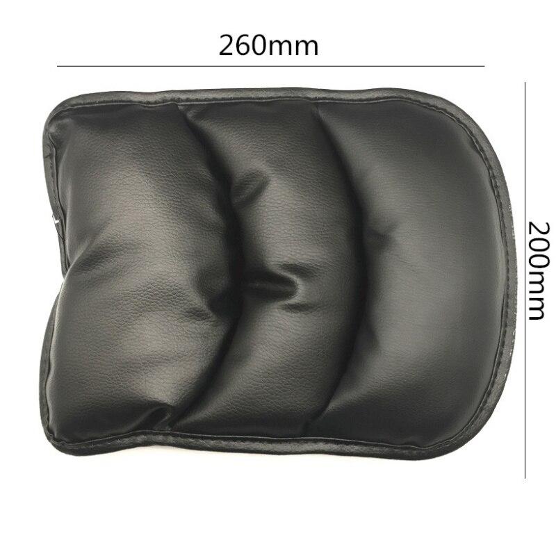 Car Armrests Cover Pad Vehicle Center Console Arm Rest Seat Pad For Nissan Teana X-Trail Qashqai Livina Tiida Sunny Murano Juke