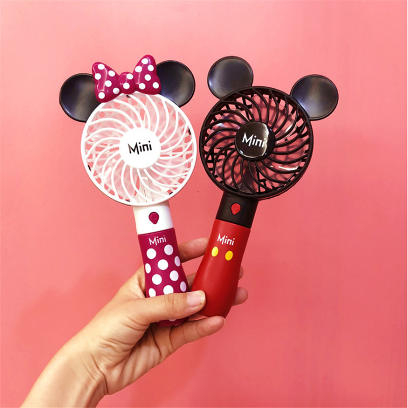 Yctech Creative Outdoor Portable Cartoon Cute Mickey Usb