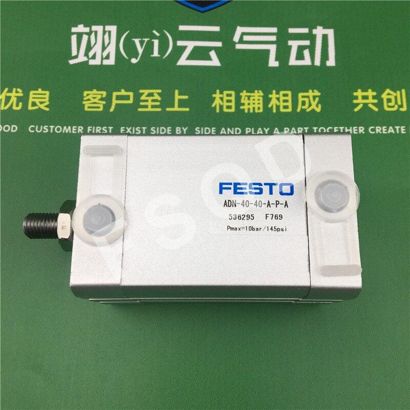 все цены на ADN-40-35-A-P-A ADN-40-40-A-P-A ADN-40-45-APA FESTO Compact cylinders Pneumatic components ADN series air tools онлайн