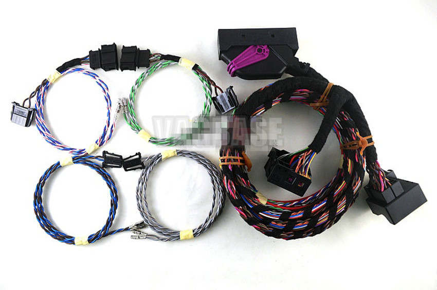 Car Audio Wiring Harness Dynaudio Wire Cable For Vw Golf 6