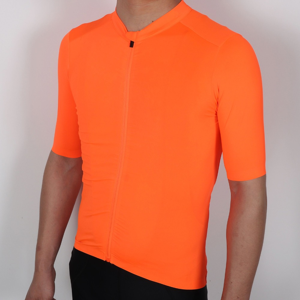 SPEXCEL hot sell pro team aero orange cycling jersey retro cycling clothing bike wear bicycle short sleeve top quality