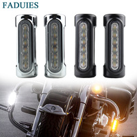 FADUIES LED Highway Bar Switchback Driving Light For Touring Victory Motorcycle Driving light/turn signal light
