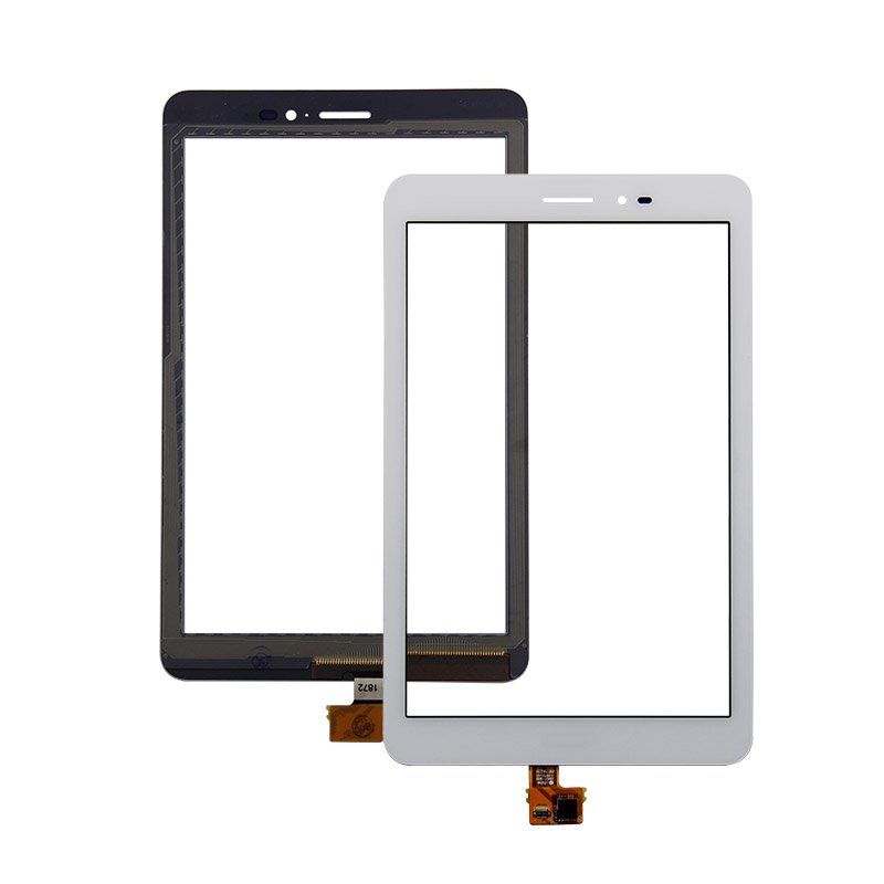 For Huawei MediaPad T1 8.0 S8-701U S8-701 Touch Screen Glass Sensor Replacement Parts for huawei mediapad t1 701 t1 701u display panel lcd combo touch screen glass sensor replacement parts