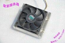 S5000 771CPU 5100, 5400 motherboard heatsink mute 4-pin Fan Heatsink heatsink 2U