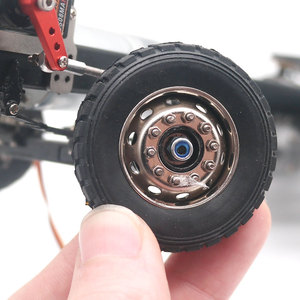 Image 2 - Qin24 1/24 RC 大型トラック組織化キットモータとサーボ