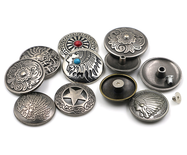 10 Sets sew on magnetic snaps,sew-on snap buttons,Snaps for Purses Bags Clothes,Bronze,C543