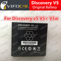 Discovery v5 battery 100% 1800mAH Battery For Discovery v5 V5+ V5W Smartphone + Track Number - In Stock