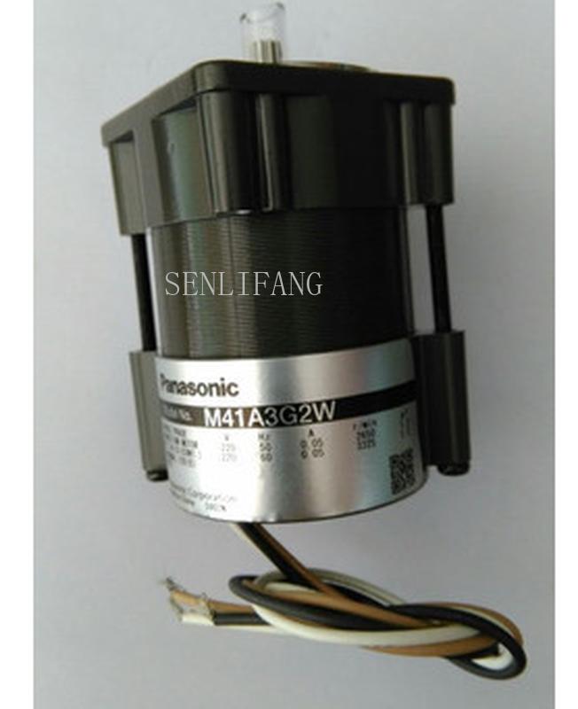 Free Shipping Panasonic Motor M41A3G2W [AC 220V] Guaranteed 100% One Year Warranty