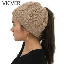 243617c0c Buy ponytail holey hats and get free shipping on AliExpress.com
