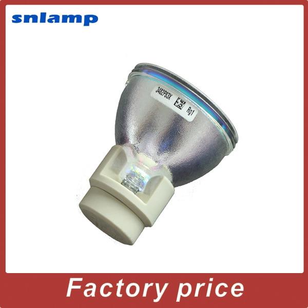 100% Original Osram Bare Projector lamp POA-LMP133//CHSP8CS01GC01 Bulb for PDG-DSU30 PDG-DSU30B 1210+HD20 original projector lamp cs 5jj1b 1b1 for benq mp610 mp610 b5a