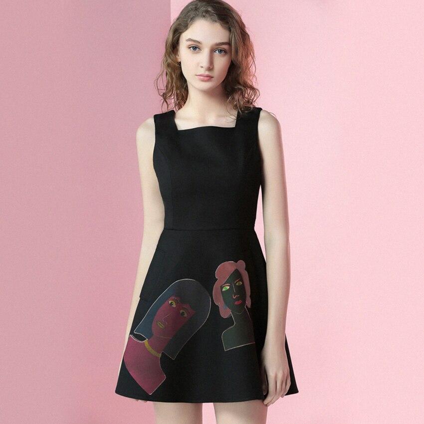 Popular Black Square Neck Dress-Buy Cheap Black Square Neck Dress ...