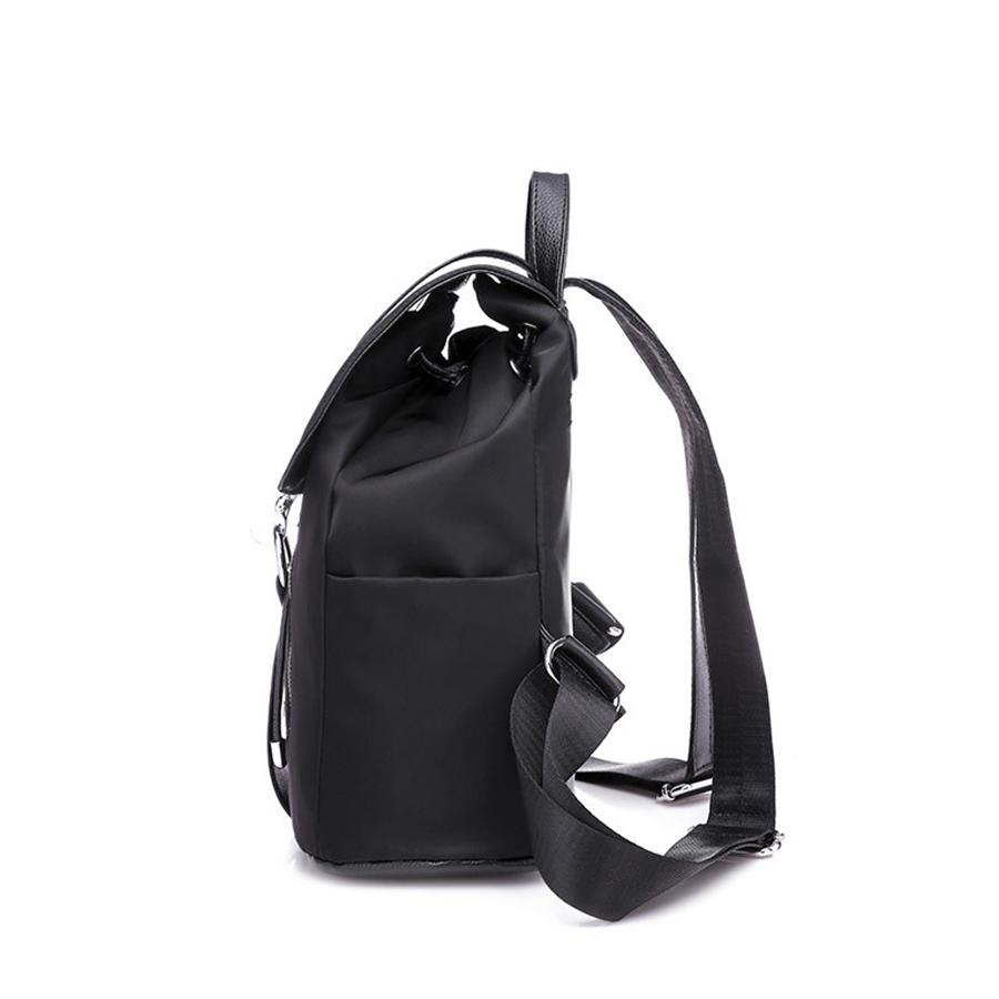 Preppy Style Women Backpack Nylon Fashion Backpacks for Teen Girls Large  capacity School Bag Travel Bags High Quality Mochila-in Backpacks from  Luggage ... e81c769128e9b
