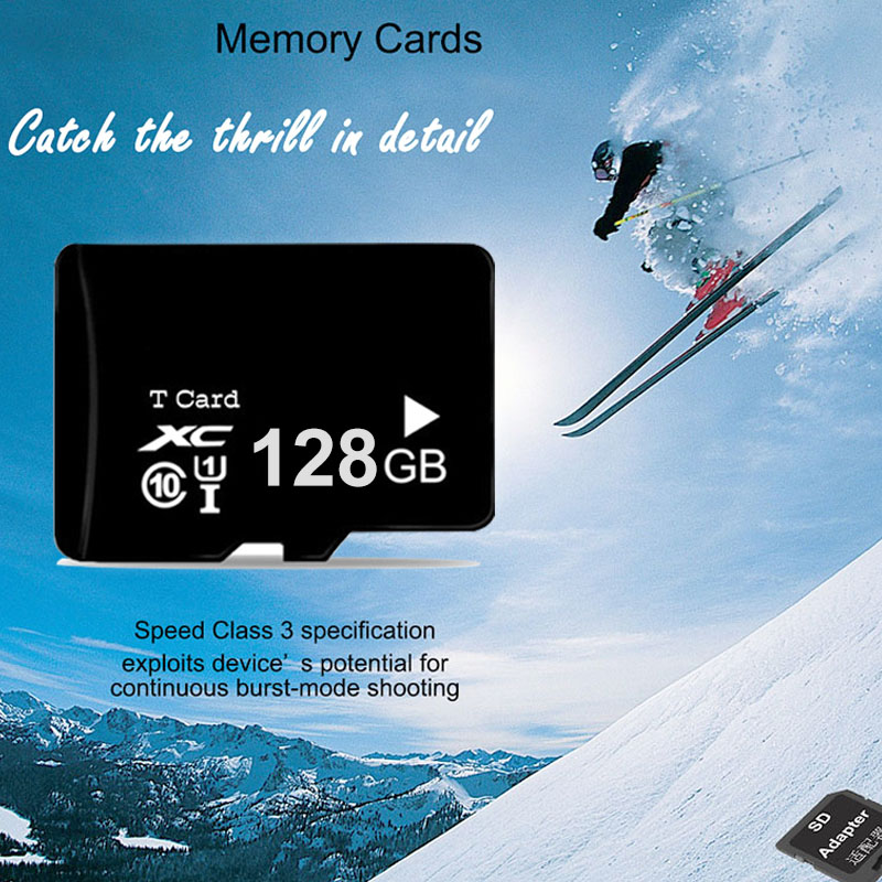 Image 2 - Memory Cards 64GB For Micro 32GB SD Card 8GB 16GB 4GB Class 10 For Micro 32GB TF Card For Phone Camera Retail packing Dropship-in Micro SD Cards from Computer & Office