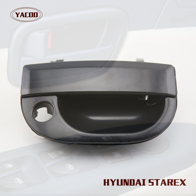 1PCS OUTSIDE DOOR HANDLE FOR HYUNDAI STAREX OEM:83660 4A300-in ...
