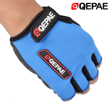 MTB Mountain Bike Bicycles Cycling Glove Half Finger Motorcycle SPorts Ciclismo Shockproof Gloves 4 Colors