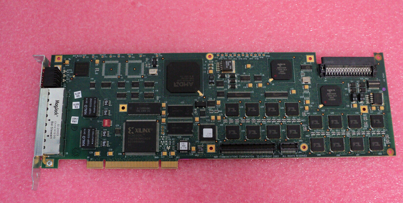 Подробнее о IC776A-AG4040-PCI  Dual Port Voice Card AG4040  Original 95%New Well Tested Working One Year Warranty adapter network card for 49y7960 dual port 10gbe well tested working