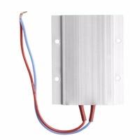 Termostat Element grzewczy PTC aluminium ceramiczne podgrzewacz Max 200 W AC/DC 220 V w Złącza od Lampy i oświetlenie na