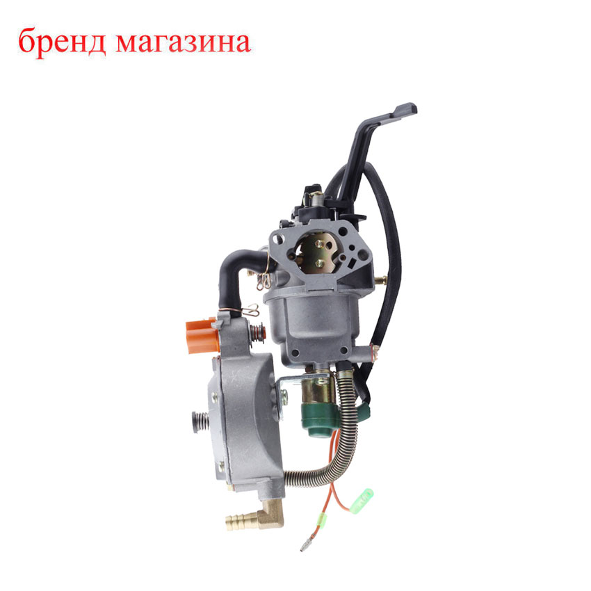 Carburetor Carb for GX390 188F 5KW 4.5-5.5KW 13-14HP Water Pump Dual Fuel Generator Gasoline Engine jiangdong engine parts for tractor the set of fuel pump repair kit for engine jd495