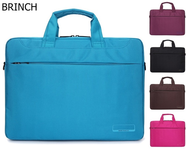 Brinch Bw 218 Shoulder Laptop Bag 13 3 Inch 14 1 15 6 Waterproof Shockproof Lightweight