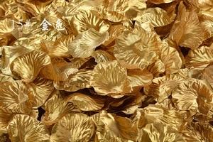 AYiCuthia 500 قطعة الحرير بتلات زهرة أوراق بتلات لوازم الزفاف الإحسان حزب زينة H1