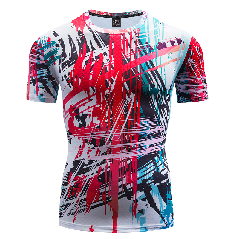 SunShine Day Western Mens Everyday ComfortSoft Short Sleeve T-Shirt for Workout Running Sports
