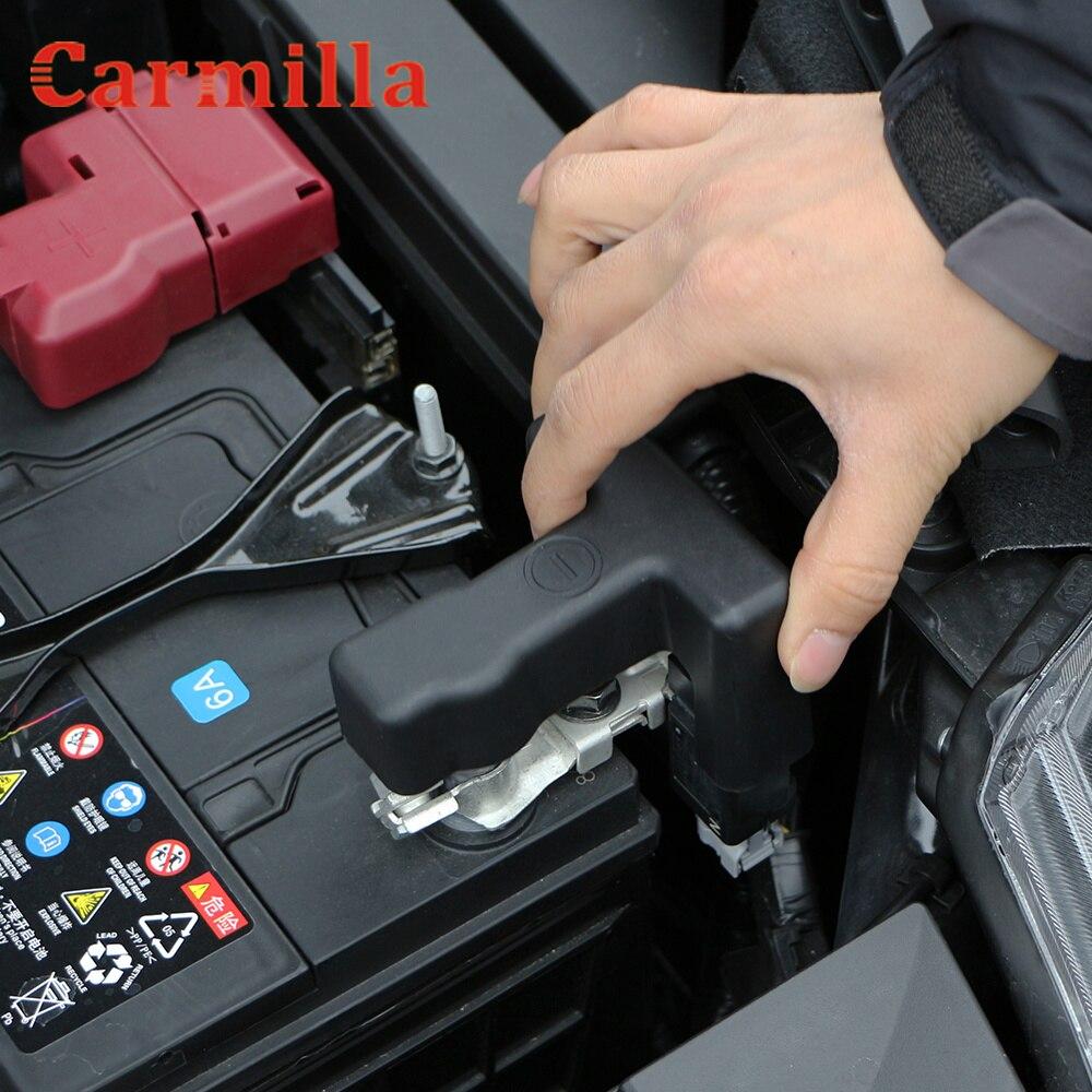 ABS Автомобильный Аккумулятор электрод отрицательные зажимы Клеммы Крышка для Nissan Quest RE52 Pathfinder Infiniti QX60 2011 2018 Наклейки на автомобиль      АлиЭкспресс