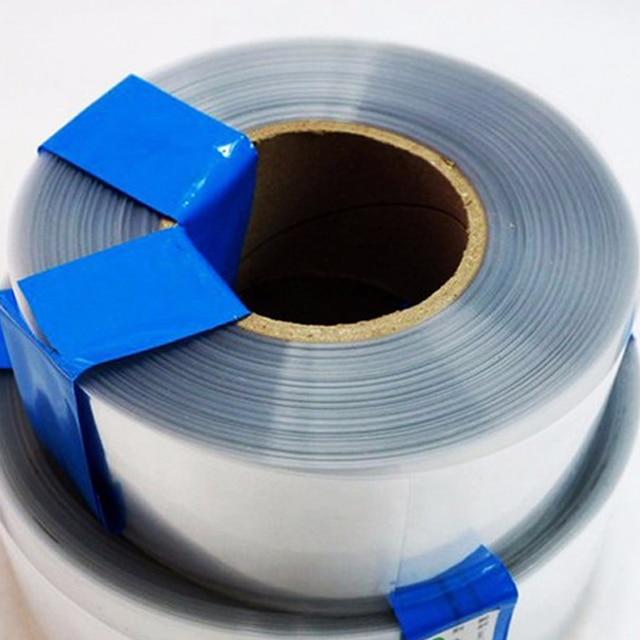 Newest 1m Transparent Lipo Battery Casing PVC Heat Shrinkable Tube ...