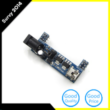 Breadboard DC 3.3V 5V Mini Usb Solderless Mb102 Breadboard Power Module Mb-102 Power Supply module цена 2017
