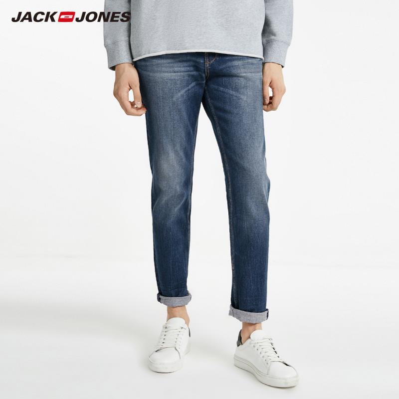 JackJones Men's Spring Cotton   Jeans   J|218432525