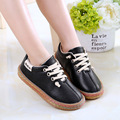 2017 spring autumn Artificial PU leather child sneakers shoes for boys girls fashion flat with sneakers  size 21-30 kids shoes
