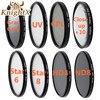 KnightX UV CPL Star Filter Set Lens For Canon Sony Nikon D3200 D5200 D5300 D600 D7000