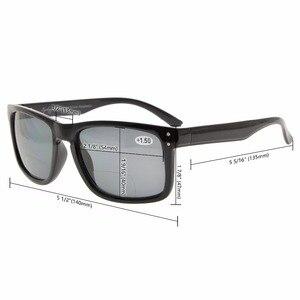 Image 5 - S031 Bifocal Eyekepper Bifocal แว่นตากันแดดผู้ชายผู้หญิง + 100/+ 125/+ 150/+ 175/+ 200/+ 225/+ 250/+ 300