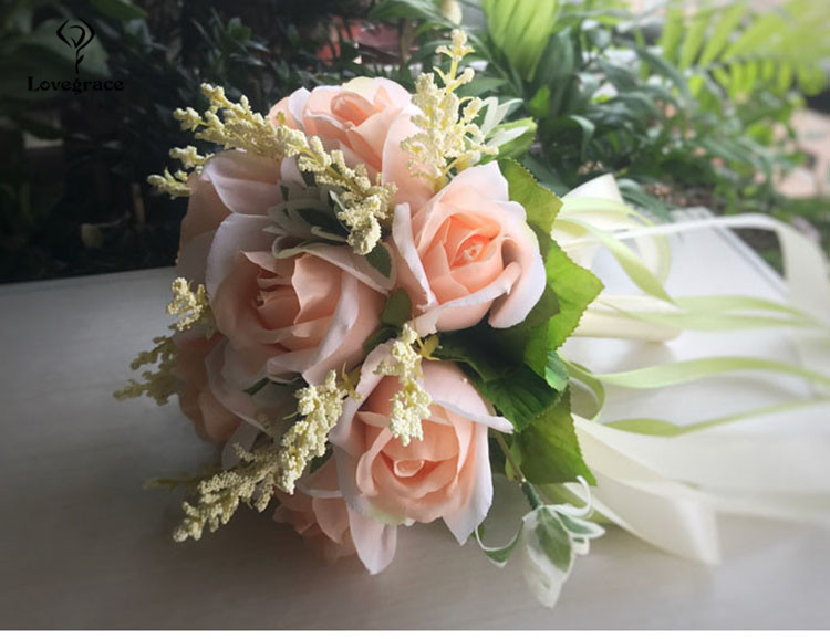 wedding bouquet for bridal bridesmaid flowers (8)