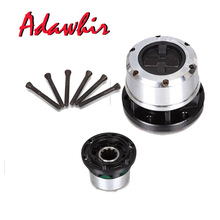 FOR JEEP Jeepster Commando Gladiator Wagoneer Pick Up Cherokee Scout MAHINDRA Locking hub B031 AVM401