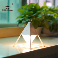 GX.Diffuser Mini Book Lights LED Light Reading Lamp LED Eye Protection Lights USB Rechargeable LED Desk Table Lamp For Study