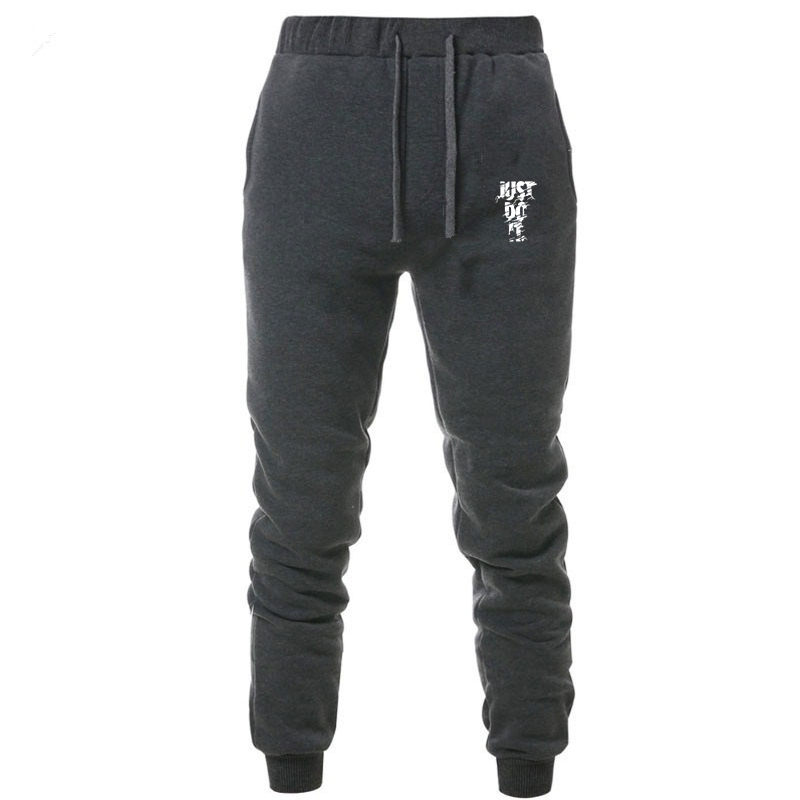 New Brand logo Print Jogging pants Casual Sweatpants Joggers Pantalon Homme Trousers Sporting Fleece autumn and winter Pants men