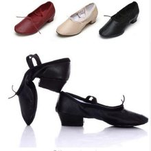 Brand New Modern Boy Girl Women Men's Ballroom Latin Tango Dance Shoes Man Salsa Heeled(China)