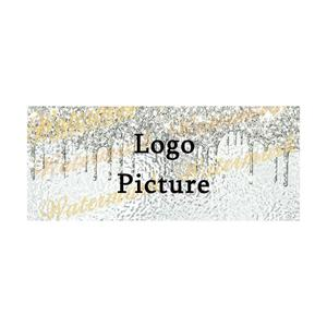 Image 2 - 100 gotejando lava cartão de papel de fundo para colocar dentro do caso deslizante oferecer impressão personalizada (adicionar negócios de design privado nome)