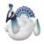 2017 Nuevo Cisne Flotador Flotador de La Piscina de Natación Inflables Pavo para adultos Tubo Balsa Niño Anillo de la Natación Del Juguete Del Agua Del Verano Libre gratis