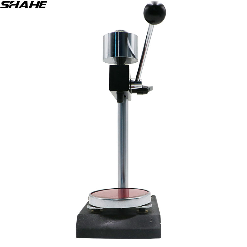 shahe LAC-J Manual hardness Test stand Durometer for shore A and shore C
