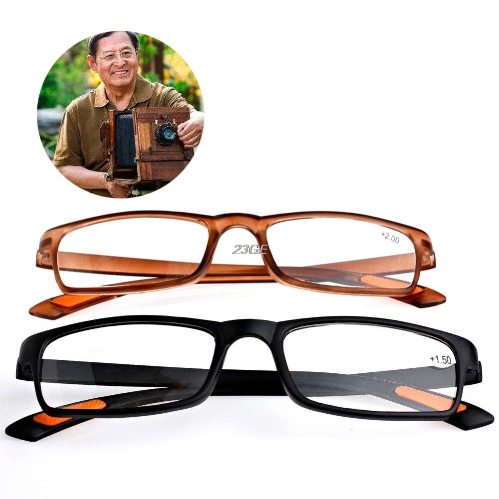 2017 Unisex Resin font b Framed b font Reading font b Glasses b font 1 00